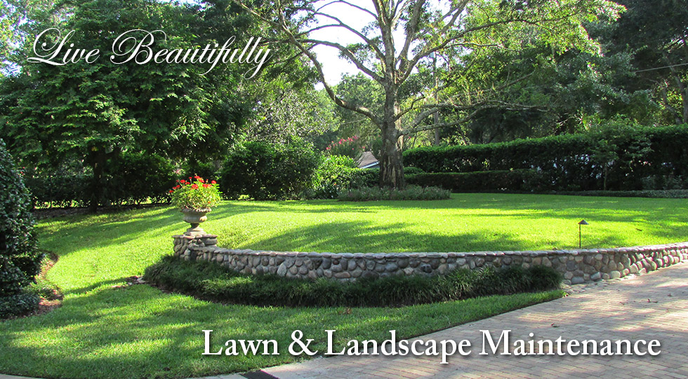 Landscaping Services in Orlando